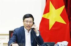 Việt Nam đề nghị Hàn Quốc phối hợp chặt chẽ để phòng dịch COVID-19