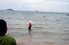 Khẩn trương tìm kiếm du khách bị mất tích khi tắm biển ở Phú Yên