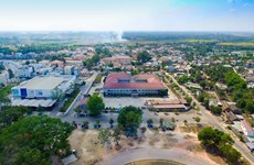 Tây Ninh: Công bố nghị quyết thành lập thị xã Hòa Thành và Trảng Bàng