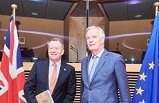 Anh và EU kết thúc ngày đàm phán đầu tiên với tinh thần xây dựng
