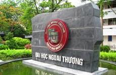 Công bố kết luận thanh tra tại Trường Đại học Ngoại thương