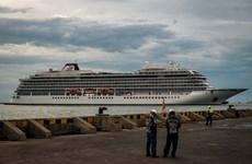 COVID-19: Du thuyền MV Viking Sun tiếp tục bị 'hắt hủi' tại Indonesia