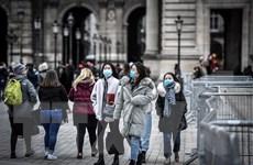 Thêm 190 ca nhiễm SARS-CoV-2, Pháp đã có 613 người mắc COVID-19