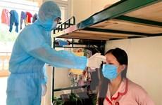 Hà Nội xác định những người tiếp xúc với 9 du khách nhiễm COVID-19