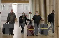 Lo ngại COVID-19, Israel cách ly công dân nước ngoài nhập cảnh