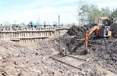 Sớm triển khai dự án Quản lý nước Bến Tre có vốn đầu tư 6.191 tỷ đồng