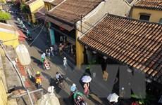 Dịch COVID-19: Tạm dừng bán vé tham quan Phố cổ Hội An, phố đi bộ