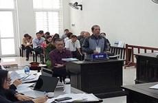 Hà Nội: Phạt tù hai bị cáo trong vụ lừa đảo tại dự án An Khánh