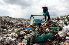 Hà Nội quyết liệt giải quyết ô nhiễm môi trường ở bãi rác Nam Sơn