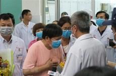 Thành phố Hồ Chí Minh phản ứng nhanh, điều trị hiệu quả COVID-19
