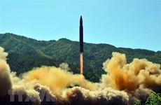 Hàn Quốc: Triều Tiên phóng vật thể bay chưa xác định ra biển phía Đông