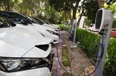 Nghiên cứu phản ánh của TTXVN về việc phát triển xe điện ở Thái Lan