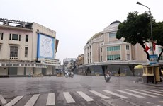 Chủ tịch Hà Nội Nguyễn Đức Chung: Từ nay đến 5/4, người dân nên ở nhà