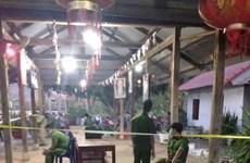 Án mạng tại chùa Quảng Ân làm 2 người chết, 1 người nguy kịch