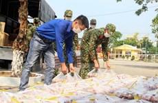 Thanh niên Việt Nam góp sức trẻ chung tay phòng, chống dịch COVID-19