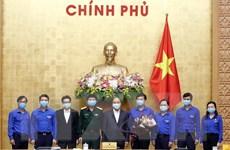 Thủ tướng: Huy động 6,3 triệu đoàn viên tham gia hỗ trợ khai báo y tế