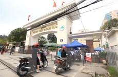 Khoanh vùng cách ly 1.500 người liên quan đến Bệnh viện Bạch Mai