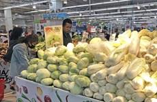 Lượng hàng hóa của Hà Nội dồi dào, đáp ứng đủ cho người tiêu dùng