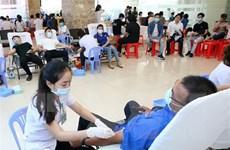 Gặp thủ lĩnh phong trào hiến máu cứu người ở tỉnh Nam Định