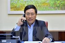Nhật Bản sẽ tiếp tục hỗ trợ Việt Nam đối phó với dịch COVID-19