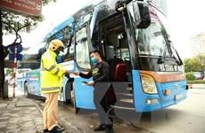 Hủy phương án lập chốt trực kiểm tra phương tiện ra, vào Hà Nội