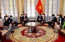 Việt Nam-Séc phối hợp công tác phòng, chống dịch COVID-19