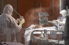 Trao 41.500 chiếc khẩu trang tặng nhân dân Italy chống dịch COVID-19