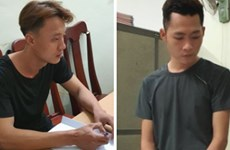 Quảng Nam: Bắt giữ hai đối tượng cướp ngân hàng ở Núi Thành