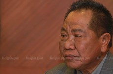 Điện chia buồn cựu Bộ trưởng Ngoại giao Vương quốc Thái Lan qua đời