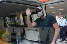 Bệnh nhân quốc tịch Mỹ: 'Tôi rất ấn tượng với hệ thống y tế Việt Nam'