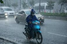 Các tỉnh Bắc Bộ có nơi mưa rất to, đề phòng thời tiết nguy hiểm