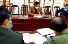 Xử phạt quản trị viên nhóm Zalo 'chỉ điểm' chốt cảnh sát giao thông