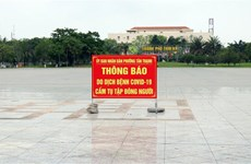 Quảng Nam: Bệnh nhân thứ 57 mắc COVID-19 được công bố khỏi bệnh