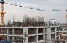 Nhu cầu sử dụng lao động của doanh nghiệp xây dựng có xu hướng giảm