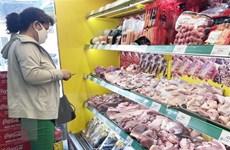 Nhà bán lẻ giảm giá thịt lợn, đơn đặt hàng qua điện thoại tăng