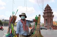 Ghi nhận 115 ca mắc COVID-19, Campuchia công bố 3 nhiệm vụ phòng dịch