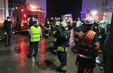 Nga: Cháy nhà dưỡng lão ở thủ đô Moskva, 4 người thiệt mạng