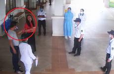 Xử lý đối tượng hành hung bảo vệ khi được yêu cầu khai báo y tế