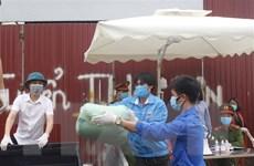 Hà Nội triển khai quyết liệt các biện pháp dập dịch tại thôn Hạ Lôi