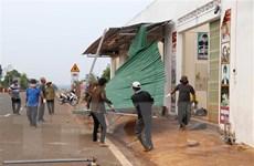 Phòng tránh thời tiết cực đoan đầu mùa mưa ở khu vực Tây Nguyên