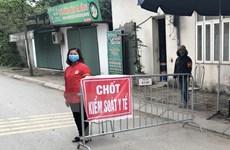 Truy nã đối tượng tát nhân viên chốt kiểm tra y tế ở Quảng Nam