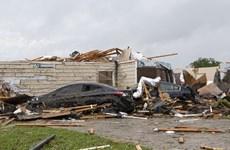 Mỹ: Lốc xoáy tại bang Mississippi làm nhiều người thiệt mạng