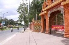 Đồng bào Khmer đón Tết Chôl Chnăm Thmây: Tròn bổn đạo và an toàn
