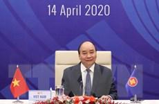 Khai mạc Hội nghị Cấp cao đặc biệt ASEAN về ứng phó với dịch COVID-19