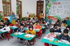 Hướng dẫn những nội dung cốt lõi cho trẻ 5 tuổi sẵn sàng vào lớp 1