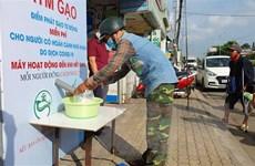 Mô hình thiện nguyện cây 'ATM gạo' có mặt tại thành phố Cần Thơ
