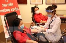 Ninh Bình tiếp nhận hàng nghìn đơn vị máu giữa đại dịch COVID-19