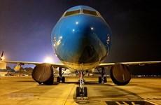 Máy bay của Vietnam Airlines đã đưa công dân Italy về nước