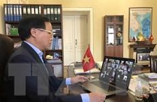 Tọa đàm trực tuyến về hỗ trợ người Việt tại Nga chống dịch COVID-19