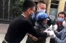 Quảng Ninh: Xử lý sai phạm trong vụ khống chế người bán rau